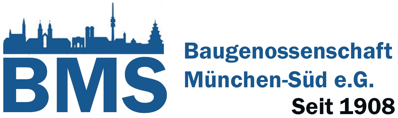 Baugenossenschaft München-Süd eG - seit 1908